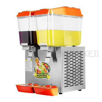 Double Cylinder Three Cylinder Hot And Cold Drink Machine Fully Automatic Commercial Juicer Milk Tea Self-help Beverage Machine hot sale commercial use latest product drink smoothie machine slush machine with ce