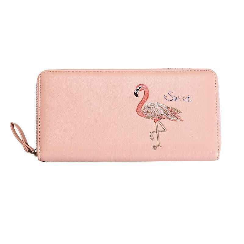 JIULIN картонные кошельки с бантиком женские сумки брендовый дизайн женский кошелек из искусственной кожи портмоне для монет карты ID держатель мультфильм печать
