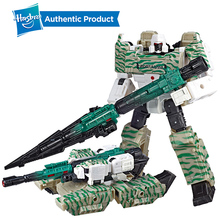 Hasbro Transformers  Selects WFC-GS01 Combat Megatron, War for Cybertron Voyager Figure - Special Edition Camouflage Deco