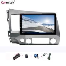 Doble din Android Car reproductor Multimedia GPS Radio 2din para Honda Civic 2006, 2007, 2008, 2009-2011 estéreo navegación unidad de cabeza