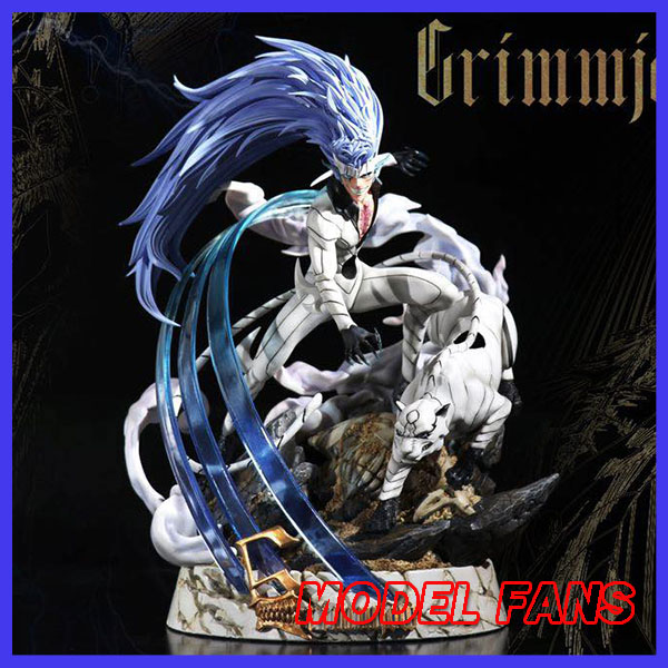 MODEL FANS IN-STOCK BP BLEACH NO.6 Espada Grimmjow Jeagerjaques gk resin made figure for Collection