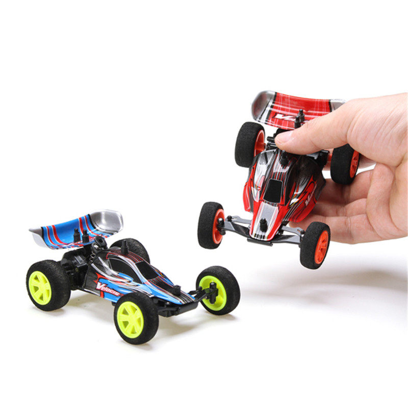 Velocis RC Car 1:32 2.4Ghz 4CH Mutiplayer in Parallel Operate Radio Control Car Mini Crawler RC Vehicles Toys for Kids