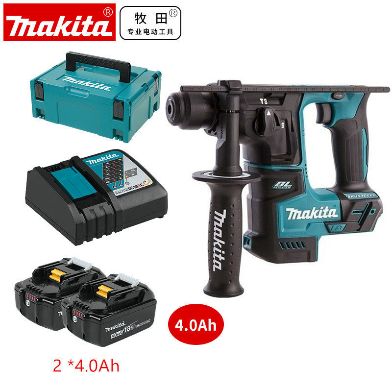 Makita DHR171 DHR171Z 18V LXT Cordless Brushless 17mm SDS Plus Rotary Hammer