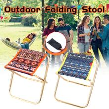 Outdoor Camping Folding Chair Portable Beach Hiking Picnic Seat portable barbecue fishing chair 40DC31 naturehike portable fishing chair foldable 2 colors steel folding hiking picnic barbecue beach vocation camping chairs