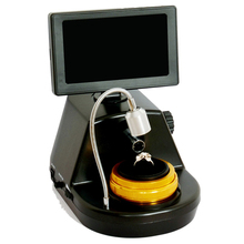 Camera Girdle-Viewer Microscope Diamond Digital with Lcd-Screen Properties Observer
