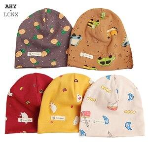 2021 outono inverno bebê menino menina chapéu quente crianças gorro de algodão chapéus de gorro macio recém-nascido meninos meninas da criança chapéus de algodão