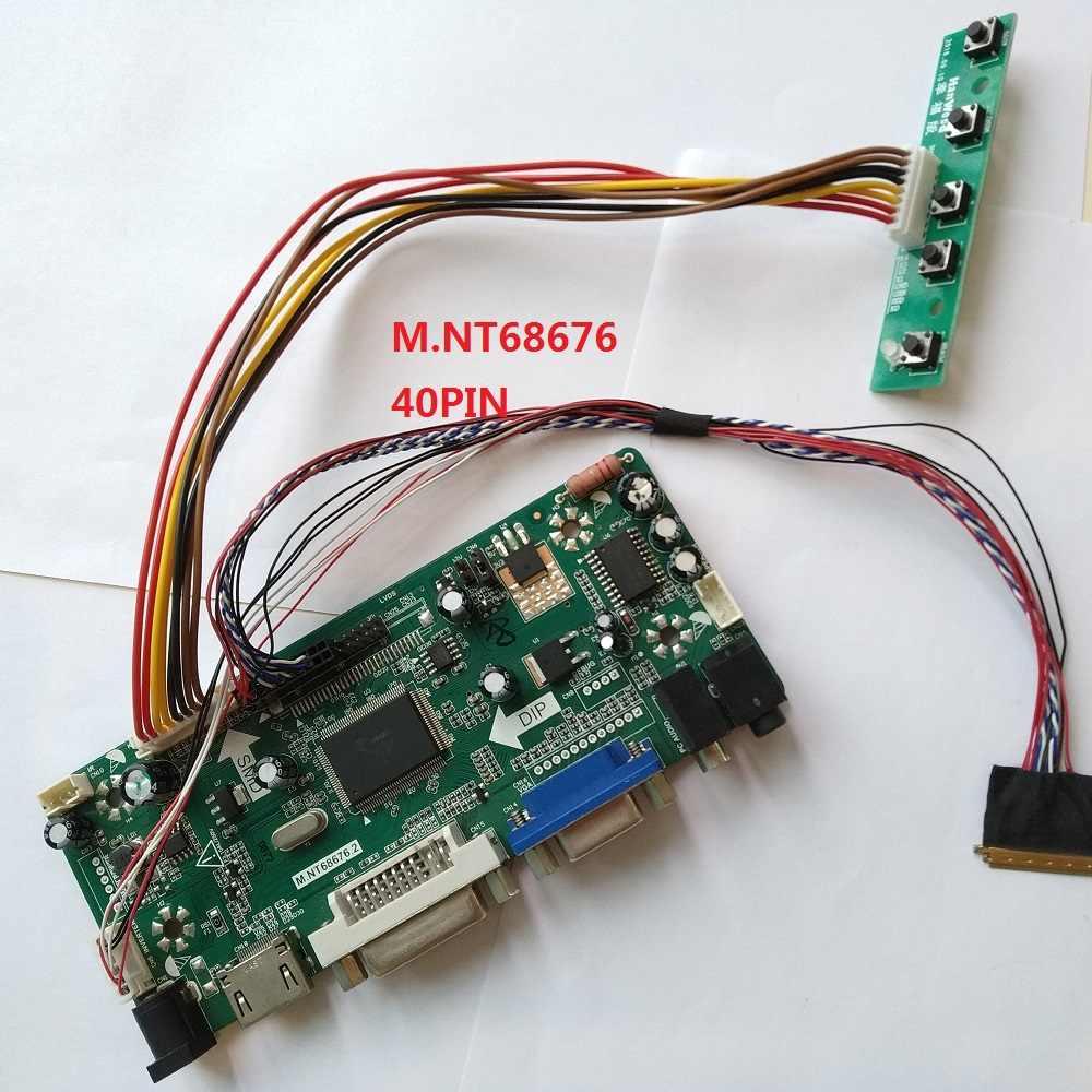 LCD  Controller board lvds Kit for LED Panel LP173WD1-TLA1 HDMI DVI VGA