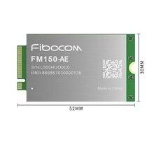 5G 4G 3G FM150-NA Module  SDX55 Chipset SA / NSA Networking Mode Supports USB3.1/3.0 Endc 5GSub-6  4 Antennas +1 GPS