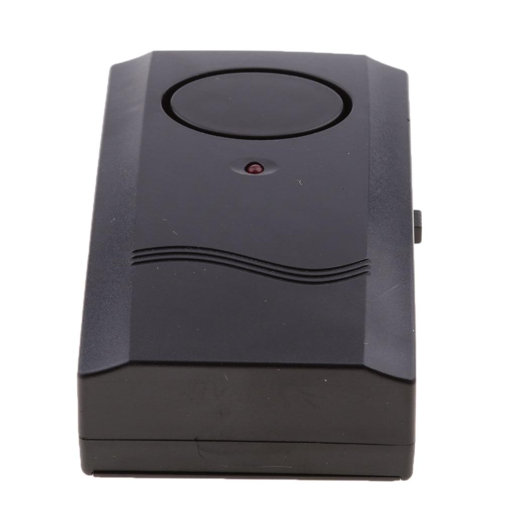 Wireless Remote Control Door Window Caravan Vibration Detector Alarm Set