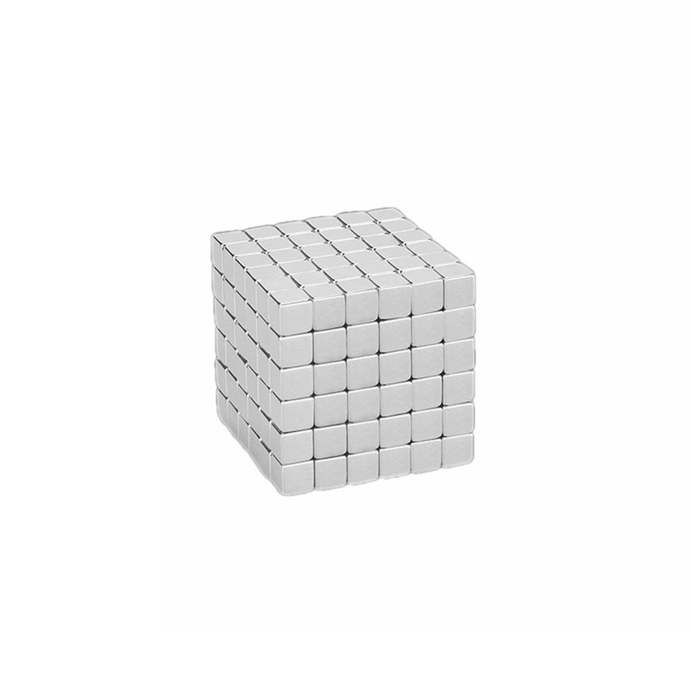 New 5mm Magnetic Cube Magic Cube Blocks Beads Spheres Neo Cube Balls Puzzle With Metal Box Christmas Gift For Child