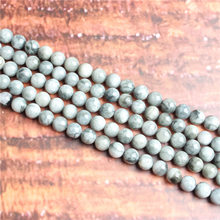 Natural Hawkeye Natural Stone Beads Loose Stone Beads For Jewelry Making DIY Bracelets Necklace Accessories 4/ 6/8/10mm