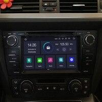Android 9.0 8 core 4+64G Car dvd multimedia player radio audio For BMW/3 Series E90 E91 E92 E93 GPS Navigation BT RDS