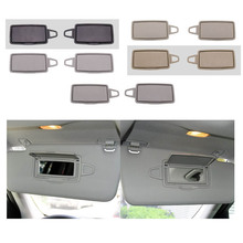 Солнцезащитный козырек для макияжа Косметическое зеркальное покрытие для Mercedes Benz S class W222 S300 S320 S350 S400 500 S600