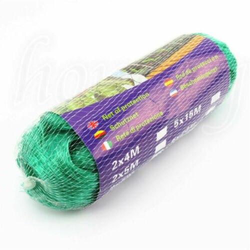 Сетка для защиты от птиц, фруктовых деревьев, овощей, сельскохозяйственных цветов, садовая сетка