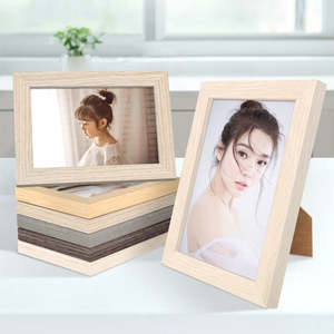 Painting-Frame Wooden Canvas Rectangle for Assembly