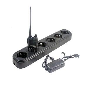 Image 4 - Caricatore rapido di Multi modo della batteria sei per il ricetrasmettitore tenuto in mano di serie di Baofeng UV 82