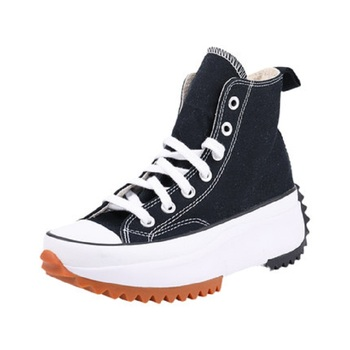 Nowy 1970 Run Star Sneakers kobiety wysoka podeszwa sportowe buty biały czarny dorywczo mody brezentowych butów tanie i dobre opinie NoEnName_Null Na płótnie CN (pochodzenie) Szycia Stałe Dla dorosłych Med (3 cm-5 cm) Gumką Pasuje większy niż zwykle proszę sprawdzić ten sklep jest dobór informacji