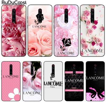 French cosmetics Lancome DIY phone Case cover Shell for Xiaomi Redmi note 8 pro note9 pro for Redmi Note5 7 Note6Pro image