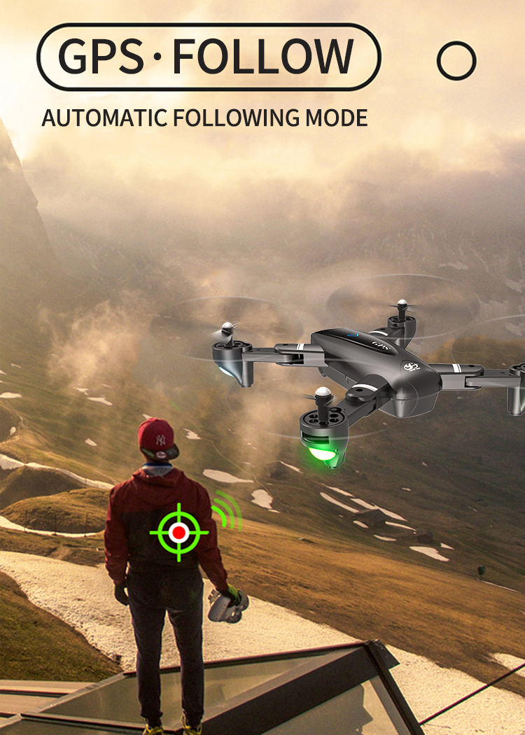 S167 Drone GPS Follow