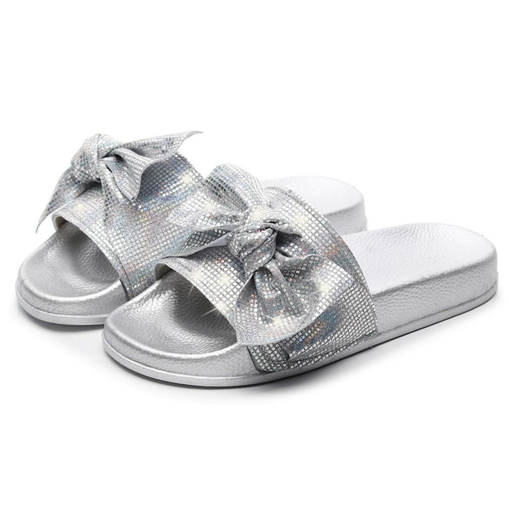 New Comfort Sandals Womens Flat Slides