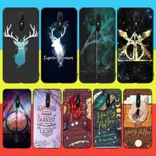 цена на HPCHCJHM Always Hogwarts Comics Design Luxury Unique Design Phone Cover For Oppo A5 A9 2020 Reno Z Realme5Pro R11 case