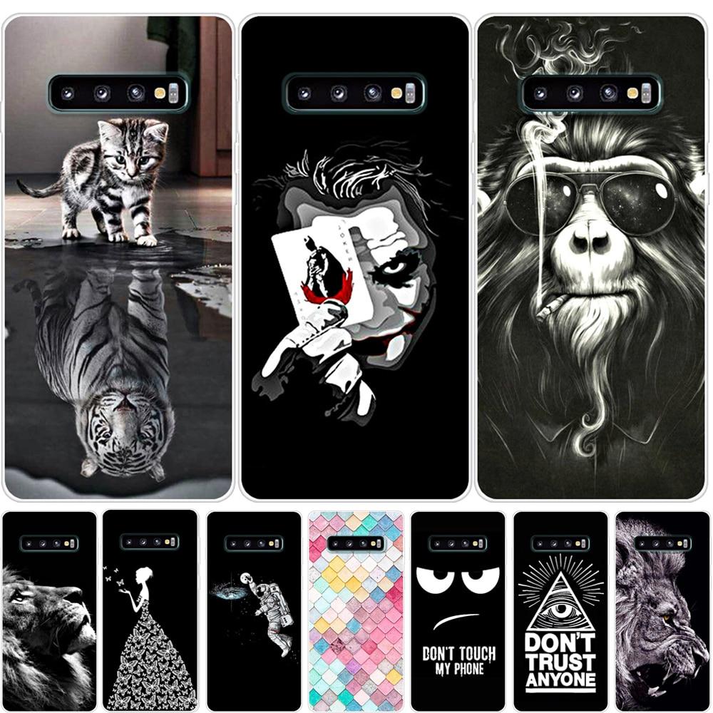 Funda para Samsung Galaxy S10 S9 S8 más S10e J2 Pro J4 J6 UE edición 2018 J3 J5 J7 2016 2017 suave TPU de silicona teléfono fundas traseras|Fundas ajustadas|   - AliExpress