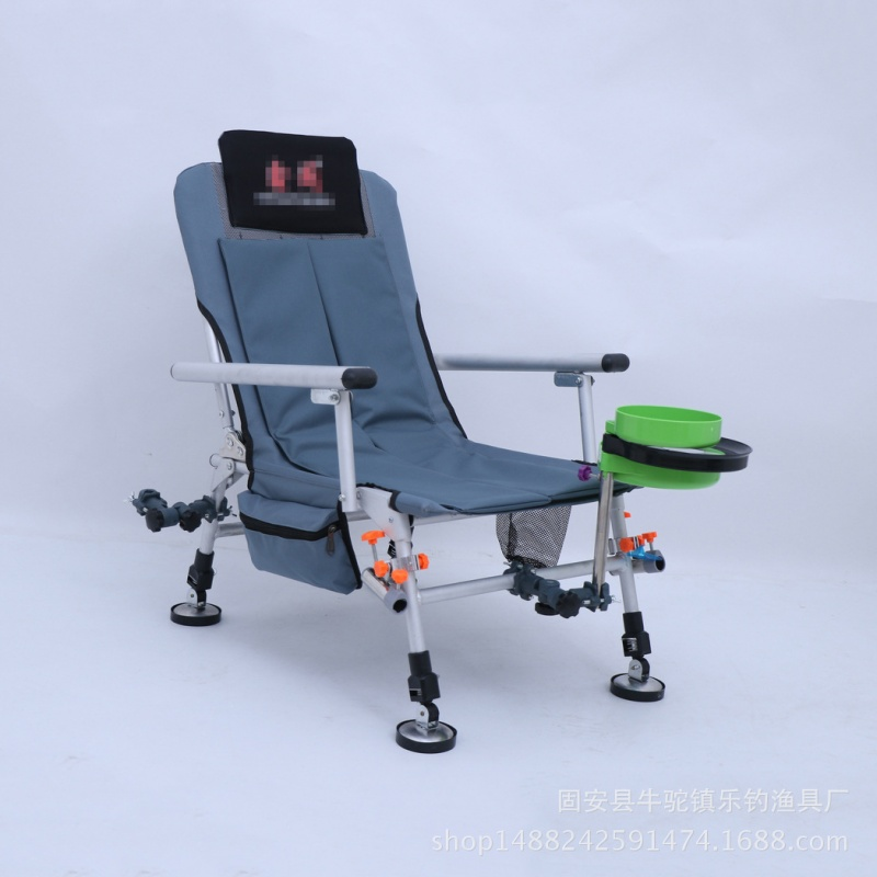 New Fishing Chair Multi-function Folding Fishing Chair Portable Fishing Supplies