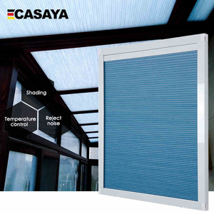 Image 3 - Сотовые жалюзи для крыши, жалюзи для дневного света/светонепроницаемые сотовые жалюзи для крыши, 16 цветов, Индивидуальный размер