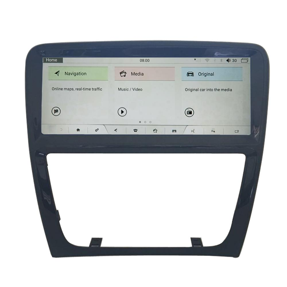 10.25 Inch Android 9.0 Upgraded Original Car Screen Multimedia Player For Jaguar XJ XJL 2012-2016(original DVD, 8 Inch Screen)