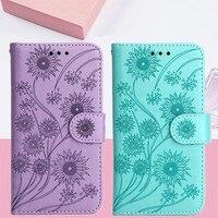 Brieftasche Flip-Cover Fall Für Xiaomi Redmi Hinweis 10 9 9S 8 8T 9T 7 Pro 7A 8A 9A 9AT 9C Mi Poco X3 M3 Pro NFC 11 Lite 11i Capa Coque