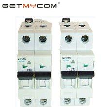Pl9-c40/2-dc original novo para eaton getmycom interruptor de ar