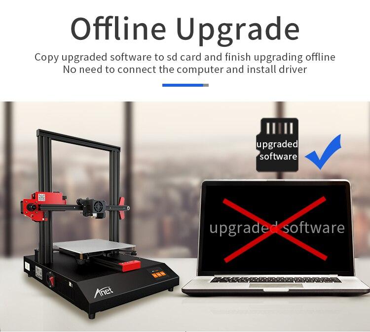 Anet ET4 3D Printer (12)