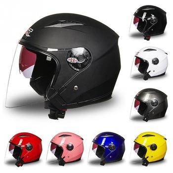 Unisex Motorcycle Helmet Full Face Anti-UV Electrombile Motorbike Road Bike Pinlock Visor Double lens For 4 seasons silvering visor full face dual visor motorcycle helmet