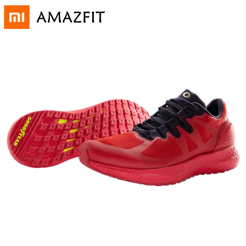 Xiaomi Amazfit Marathon Training Sneaker Sport Shoes Lightweight Breathable Stable Support For Men Women Sports Shoes Dropship