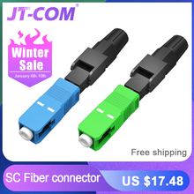 200PCS FTTH SC APC Single Mode SC UPC Fiber Optic