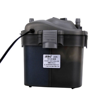 Aquarium filter barrel cylinder external filter pump silent grass tank filter equipment aquarium filter box