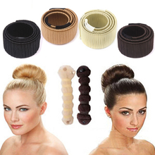 1/2pcs Hair Twist Styling Former Braider Hairstyle Donut Hair