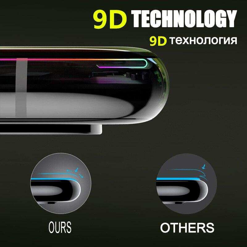 2 in 1 9D Volle Abdeckung Glas Für Xiaomi Redmi Hinweis 9s 8 9 10 pro 8 T 9T Schutz Screen Protector Auf Red mi Hinweis 10pro 8 t Glas 2