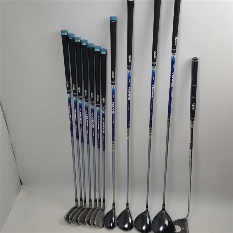 2020 Women Golf clubs set HONMA Golf Club HONMA BEZEAL 525 Golf Complete Set with wood putter Head Cover (No Bag) Free Shipping 5