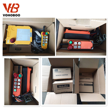 F21- E1B Industrial remote controller Hoist Crane Control Lift Crane 1 transmitter + 1 receiver two speed four direction crane industrial wireless remote control transmitter 1 receiver f21 4d ac110 sensor motion livolo
