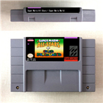 Super Mari Series Games Brutal Mari World All Stars Bros. 3X Second Reality Project   RPG Game Card US Version Battery Save