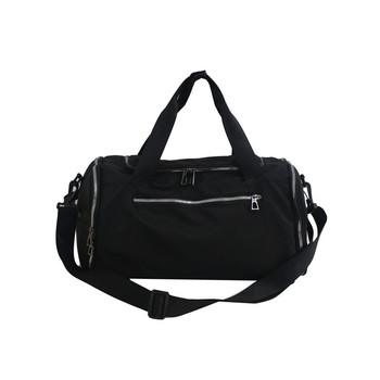 Quality Travel Bag black Nylon Couple Travel Bags Hand Luggage For Men And Women Fashion Bag WaterProof Handbags janeke black quilted travel bag medium