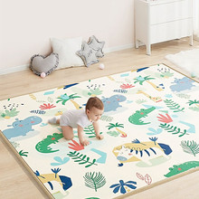 Thicken 1cm XPE Baby Play Mat Toys for Children Rug Playmat Developing Mat Baby Room Crawling Pad Folding Mat Baby Carpet Gift