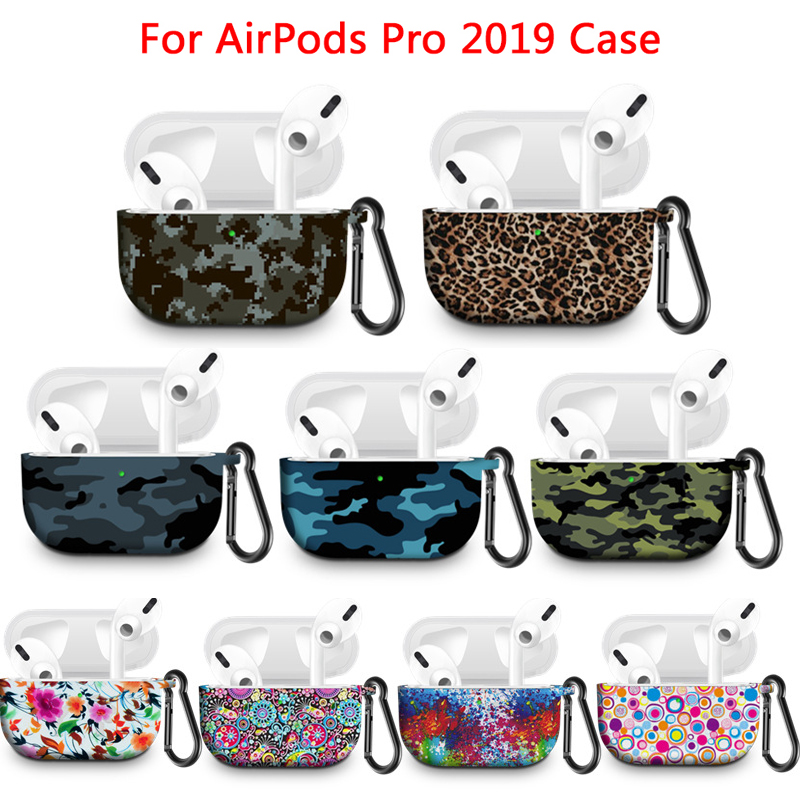 Silicone Case For Airpods Pro 360 Full Protection Case For Airpods