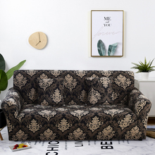 Шт. 1 шт. чехлы для диванов плотная обёрточная бумага стрейч Чехлы для кресел эластичный секционный диване крышка диванов гостиная Капа де диван