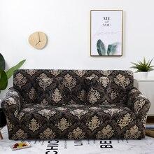 Funda de sofá elástica para sala de estar, cubierta de sofá por secciones, 1 unidad