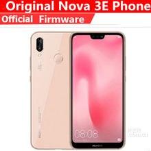Huawei P20 Lite Nova 3E globalne oprogramowanie układowe 4G LTE telefon komórkowy twarz ID 5.84