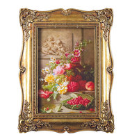 European Style Creative Resin Photo Frame for Wedding Gifts RPF042