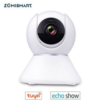 Tuya WiFi écho spectacle CCTV caméra 1080P Intercome Standard ONVIF alarme de sécurité à domicile intelligente