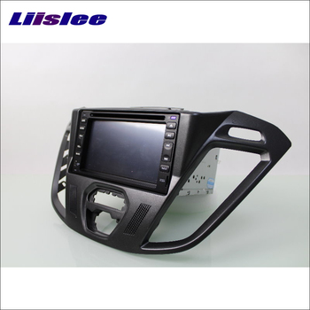 Liislee For Ford Transit Custom 2013~2016 Car Radio CD DVD Video Player GPS Navigation Nav Navi Audio Stereo Multimedia System